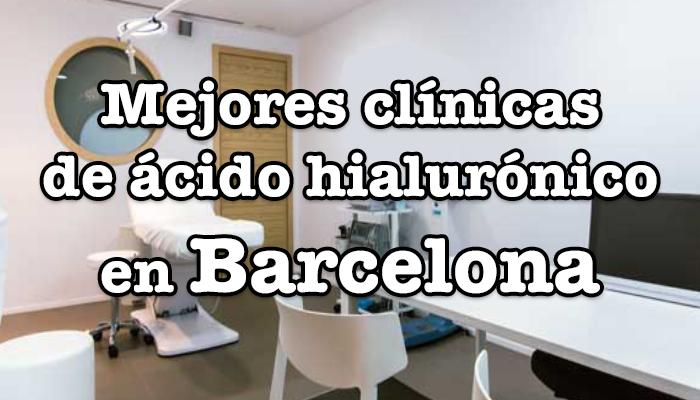 clinicas en barcelona
