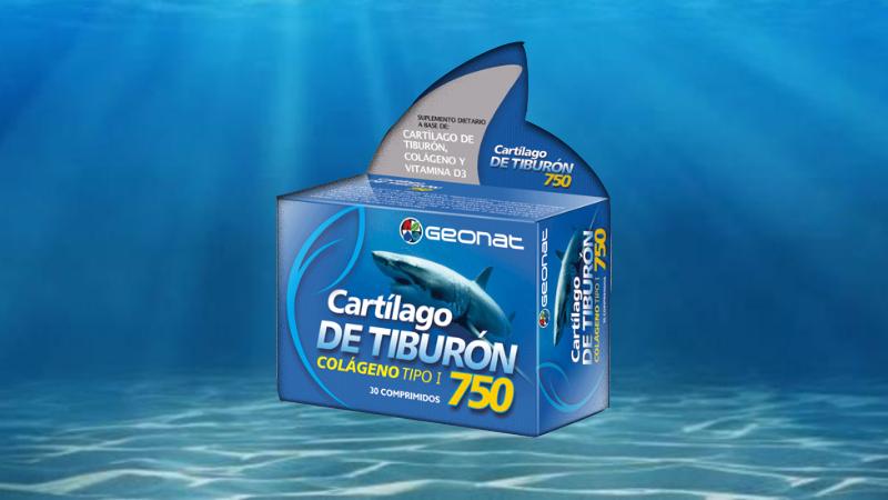 comprar cartilago de tiburon